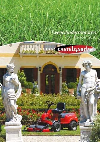 Castelgarden Tweencilindermotoren 2020 Nederland