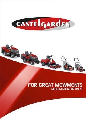 Castelgarden kataloge 2020