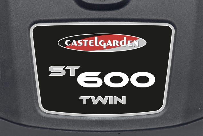 Castelgardenin kaksisylinteriset moottorit