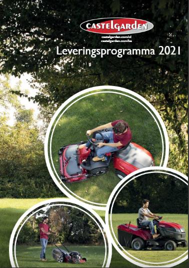 Castelgarden catalogus 2021 België