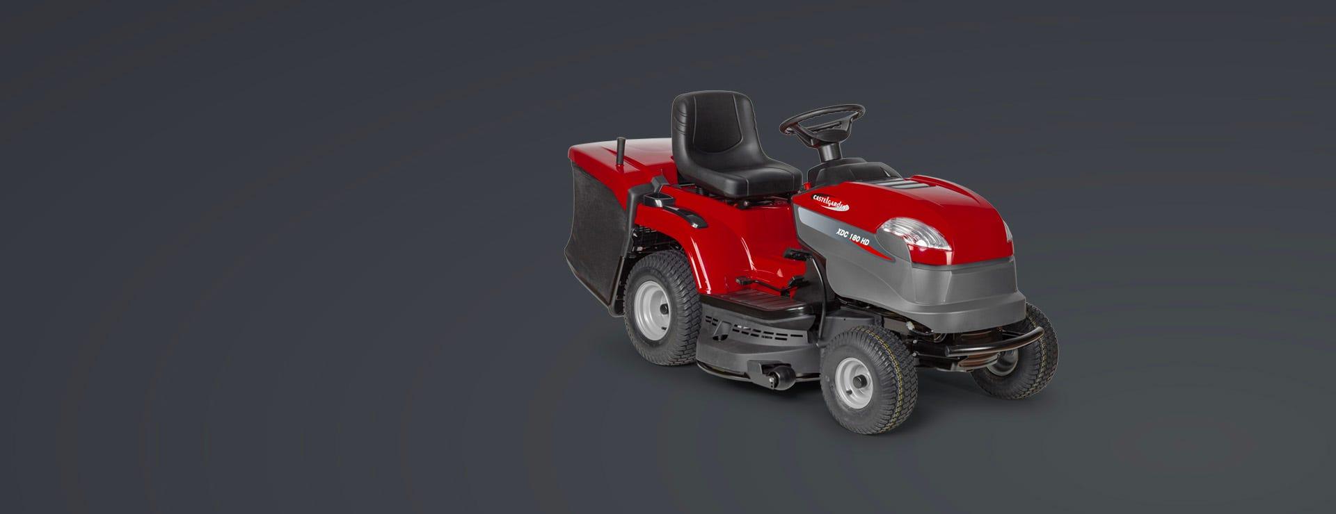 castelgarden-tracteur de jardin-thermique-tondeuse autoportee-xdc 180 hd